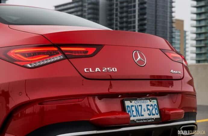 2020 Mercedes-Benz CLA 250 4MATIC review