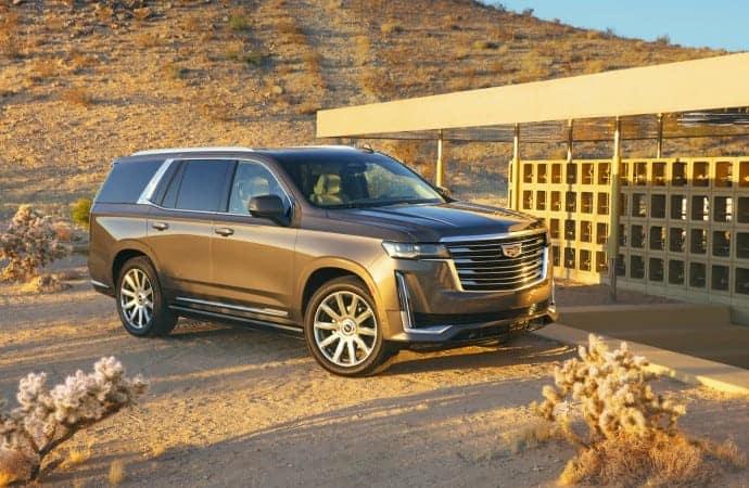 First Look: 2021 Cadillac Escalade