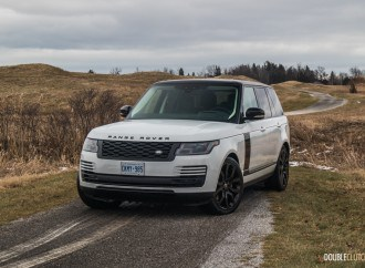 2020 Range Rover P525 HSE