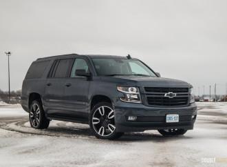 2020 Chevrolet Suburban Premier RST