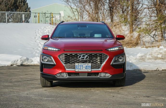 2020 Hyundai Kona 1.6T Ultimate