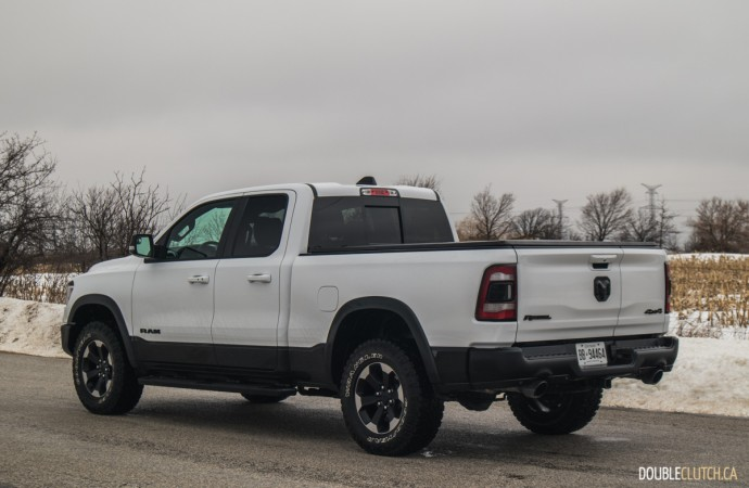 2020 Ram 1500 Rebel EcoDiesel review