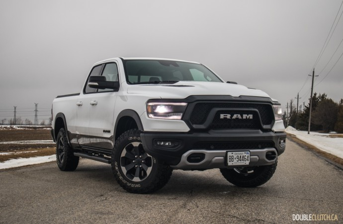 2020 Ram 1500 Rebel EcoDiesel