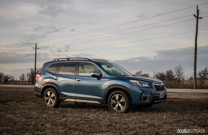 2020 Subaru Forester Premier