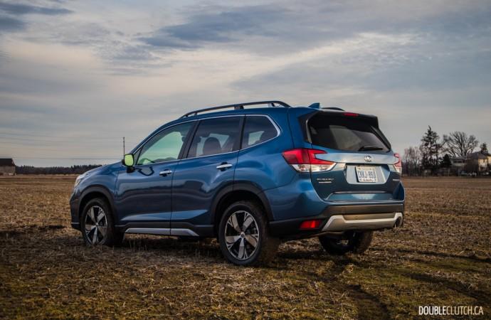 2020 Subaru Forester Premier review