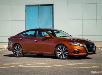 2020 Nissan Altima Platinum AWD