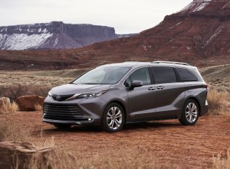 First Look: 2021 Toyota Sienna