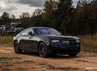 2020 Rolls-Royce Wraith Black Badge